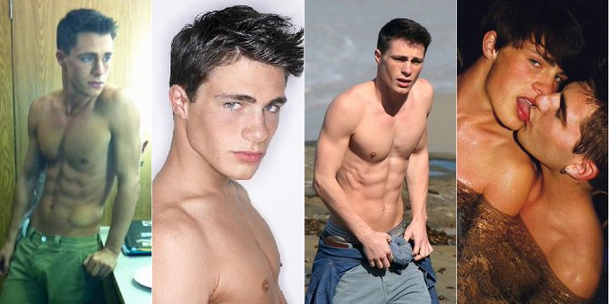 Happy birthday Colton Haynes! The Arrow star s hottest ever moments