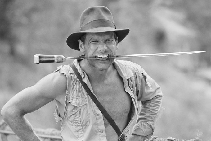 Happy Birthday, Harrison Ford! Here\s to another 75 years of fortune and glory!
