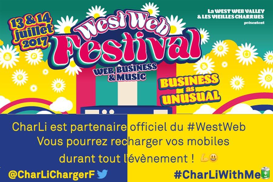 #WestWebFestival