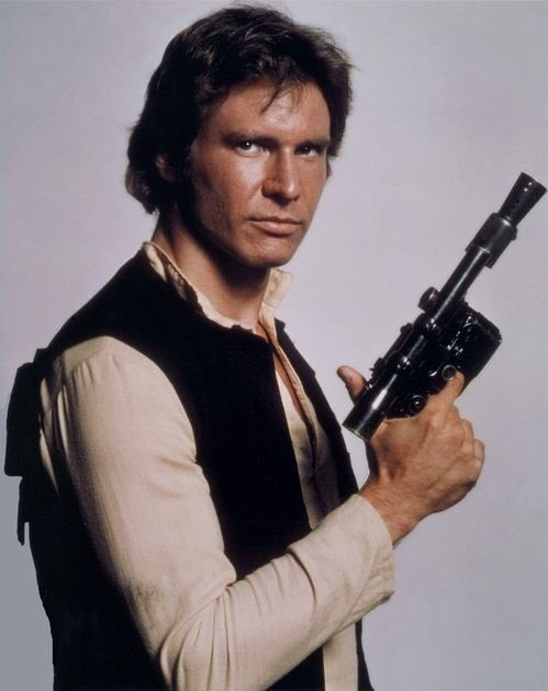 Happy 75th birthday to the absolute greatest.. Harrison Ford!