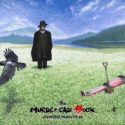 """在庫かなり少なくなりました!JUMBO MAATCH """"THE MURDER CASE BOOK""""リスクを背負って生きる"""