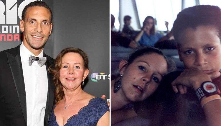 Rio Ferdinand's mum Janice St Fort dead – Ex-Manchester United star devastated as 'supermum' dies following cancer battle two years after he lost wife Rebecca to disease