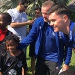 Rooney mania grips Tanzania as Everton play Gor Mahia