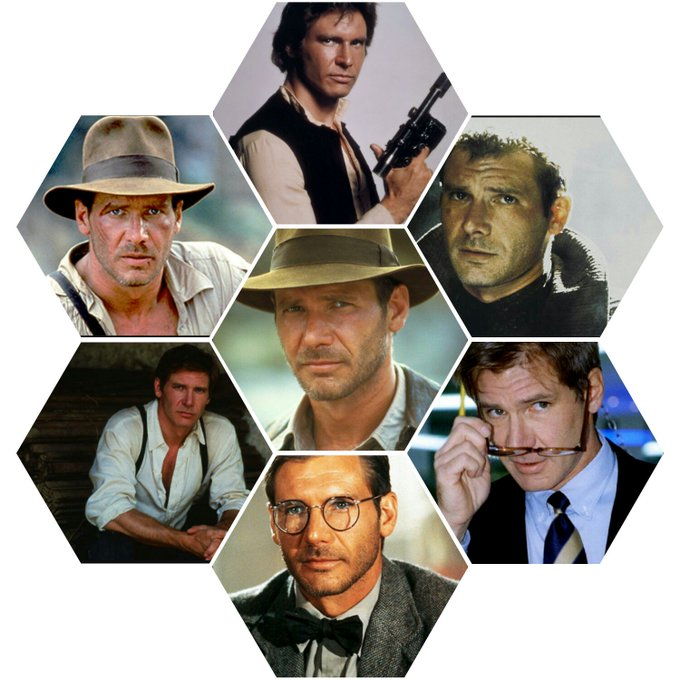 Happy Birthday Harrison Ford !