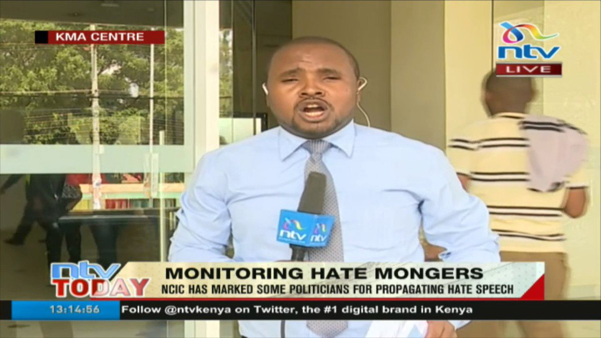 NCIC monitoring social media accounts for hate speech