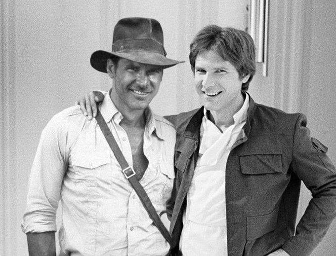 Präsident, Archäologe, Space-Schmuggler und Pilot: Harrison Ford wird heute 75 Jahre alt - Happy Birthday!
