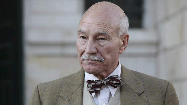 Happy birthday to a wonderful star of the big and small screens, four-time Emmy nominee Patrick Stewart!