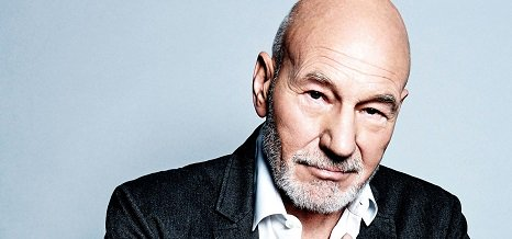 Happy Birthday to film, television and stage actor Sir Patrick Stewart, OBE (born July 13, 1940).