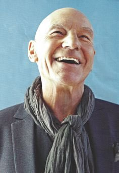 Happy Birthday, Sir Patrick Stewart