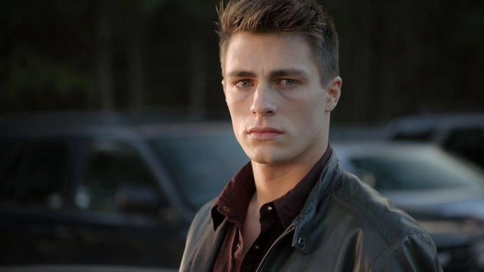 Happy Birthday Colton Haynes !!