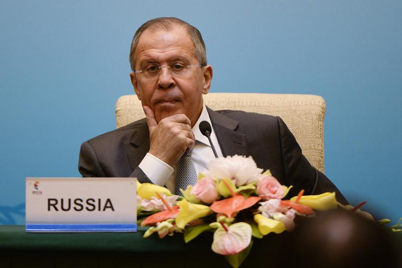 U.S. hacking probes have yielded no facts, only allegations: Lavrov