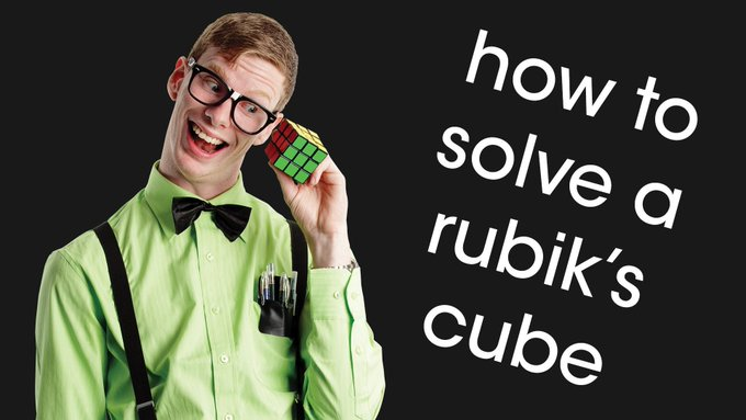 Happy Birthday, Erno Rubik. Your diabolical cube melted millions of brains and made nerds into superheroes.