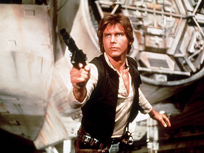 Happy 75th birthday, Harrison Ford!  (Photos: Warner, Paramount, Fox, LucasFilm)