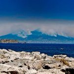 Tourists evacuated from beach resort due to wildfires in southern Italy