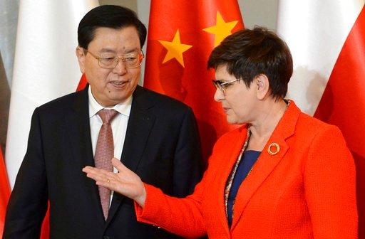 Poland, China discuss economic cooperation