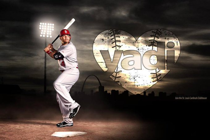 Happy Birthday to everyone\s favorite and future HOF catcher, Yadier Molina!