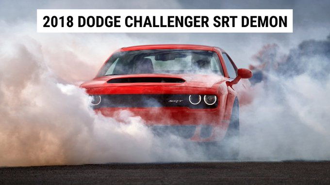 @TheRealAutoblog: Trust us: There's no need to fear the #DodgeDemon: https://t.co/VTqfZLbi65 https://t.co/6CSMN2OTeC