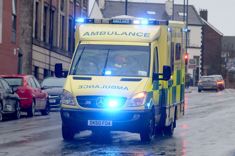 Ambulance response times watered down for some heart attack and stroke victims https://t.co/GpNnxwHBZi https://t.co/u2uzOICV1r