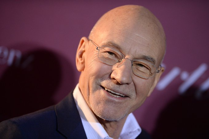 Happy 77th birthday to Sir Patrick Stewart!  John Brunning has some music to celebrate very soon on