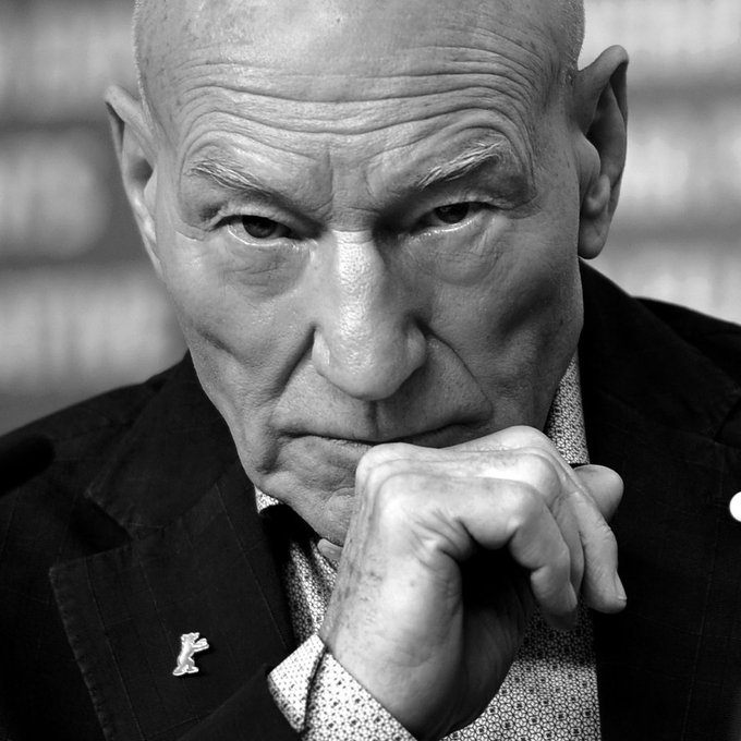 Happy Birthday Sir Patrick Stewart!