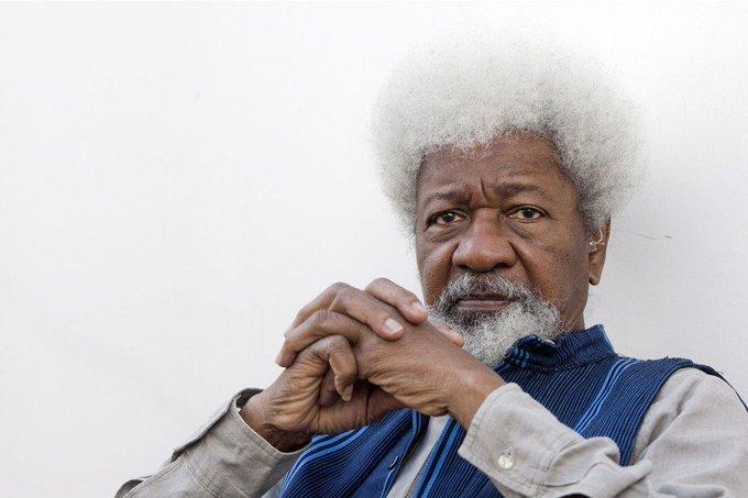 Three Gbosa! for Action Papa, Prof. Wole Soyinka a.k.a Kongi. Happy 83rd birthday sir