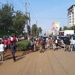 Rowdy crowd disrupts Raila Odinga's rallies in Thika, Githurai