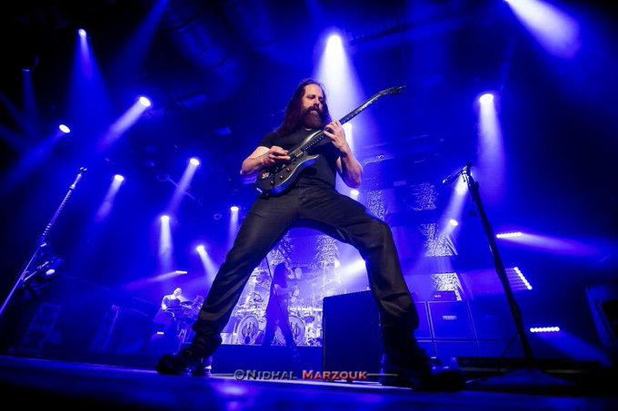 Happy 50th Birthday John Petrucci