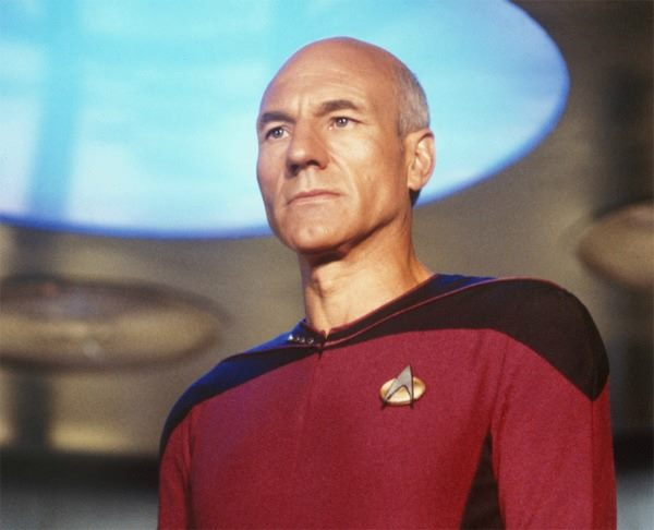 Happy birthday, Captain Picard! Today Patrick Stewart turns 77.