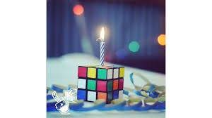 Happy Birthday Ern Rubik