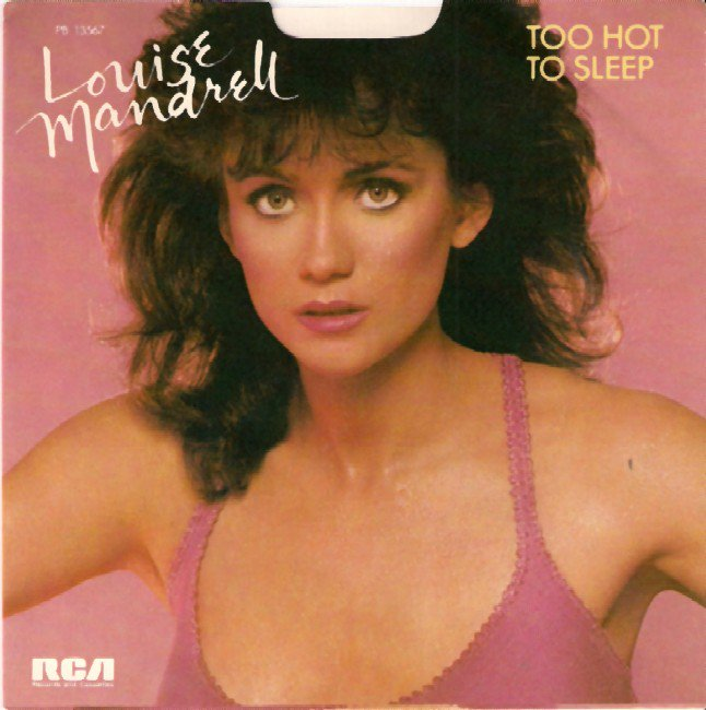 Happy Birthday to country singer Louise Mandrell! 1984 PHONE INTERVIEW