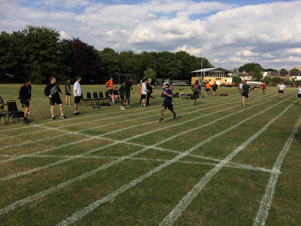 test Twitter Media - School sports day at TWBS was a competitive house event as always, especially the staff finishing the medley relay!! https://t.co/DGk8Pd12LM