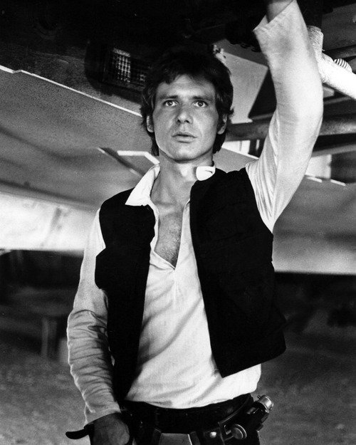 Happy Birthday to the coolest person of all time, Harrison Ford.