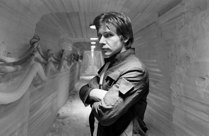 Happy 75th birthday to Harrison Ford