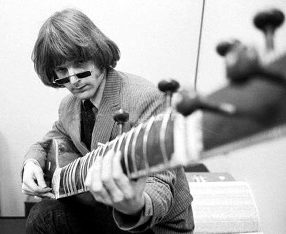 Happy 75th birthday to Roger McGuinn, frontman for The Byrds!