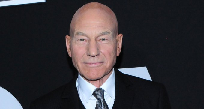 Happy birthday to the beloved, extraordinary, incredible Sir Patrick Stewart.
