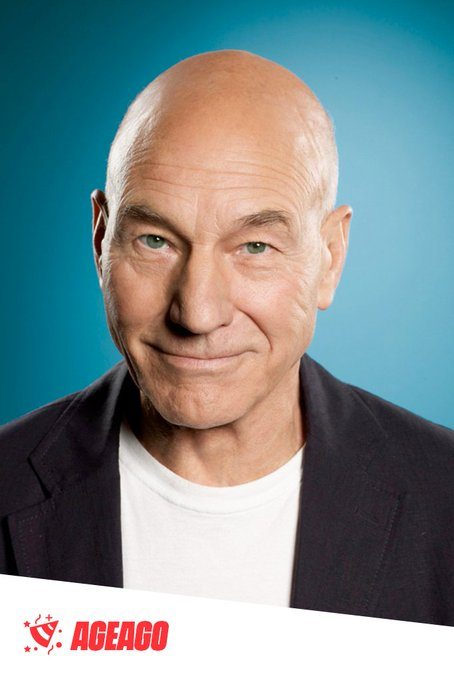 Happy birthday to Patrick Stewart!