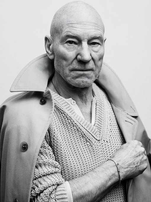 Star Trek, X-Men, Logan and many more iconic big screen moments. Happy 77th birthday, Sir Patrick Stewart.