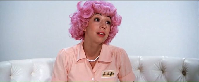 Happy 66th Birthday to actress Didi Conn! No beauty school dropout, she.