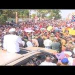 Raila Odinga's Central Kenya rally disrupted by stone pelting youth