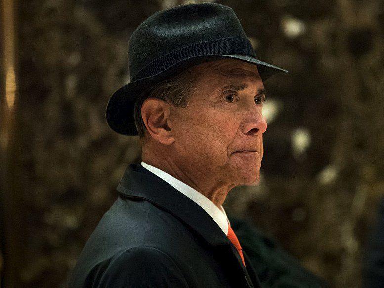 Trump pick for ambassador to Italy, another Goldman alumnus