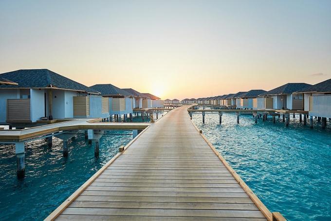 40% off Maldives villas