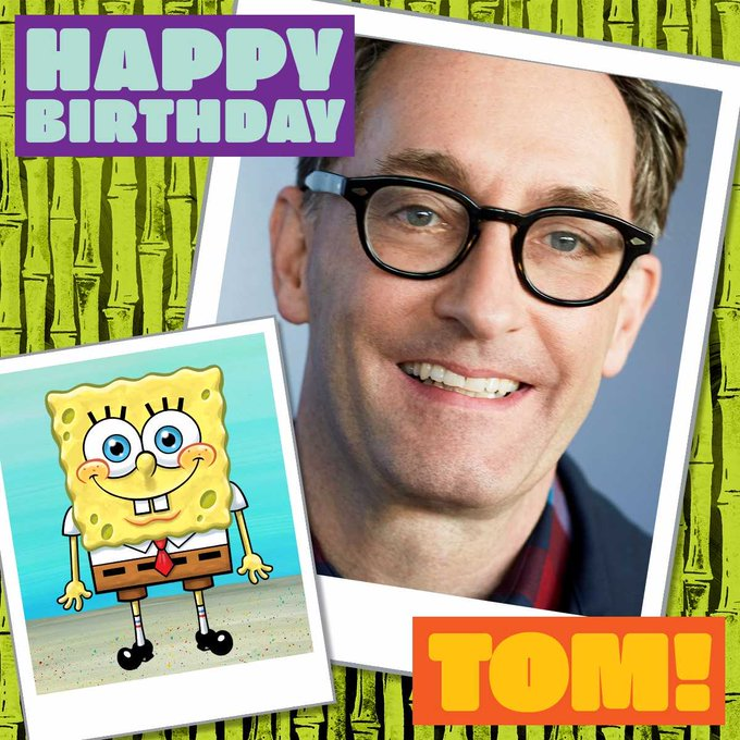 Happy birthday to Tom Kenny, the voice of Heffer Wolfe, Dog, and so many more!