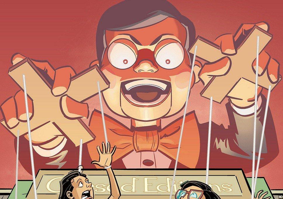Brand New 'Goosebumps' Comic Series Launching inOctober! https://t.co/P1JHxarCS6 https://t.co/l7hbPRXP8D
