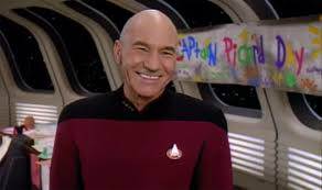 Happy Birthday, Patrick Stewart!