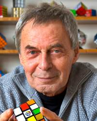 Happy Birthday Erno Rubik!