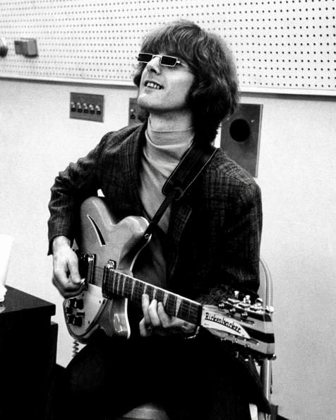 . Happy Birthday to Roger McGuinn.