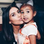Kim Kardashian faces backlash over daughter North's corset-style dress