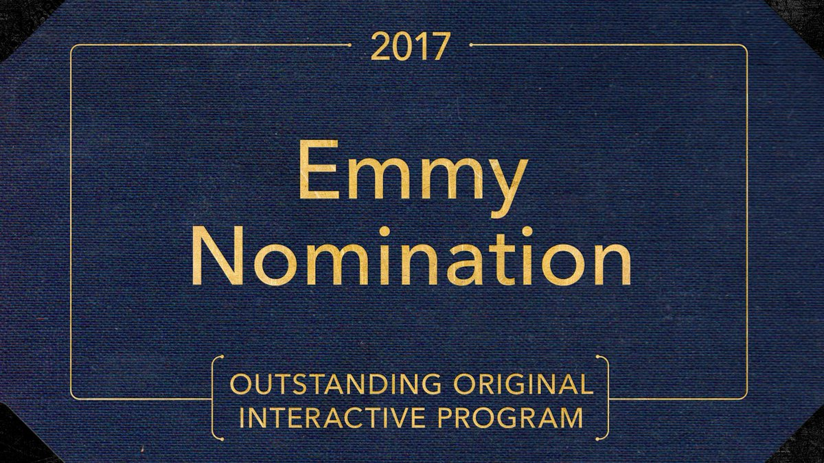 Thank you, thank you, THANK YOU!! @hitRECord @ACLU #proud #Emmys2017 https://t.co/lOazOF6dXt