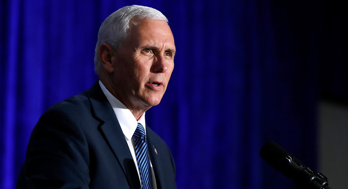 .@VP Pence did not meet with Russians during campaign, spokesman says https://t.co/Ytfjhqh1Zz https://t.co/BMrJRTptQF