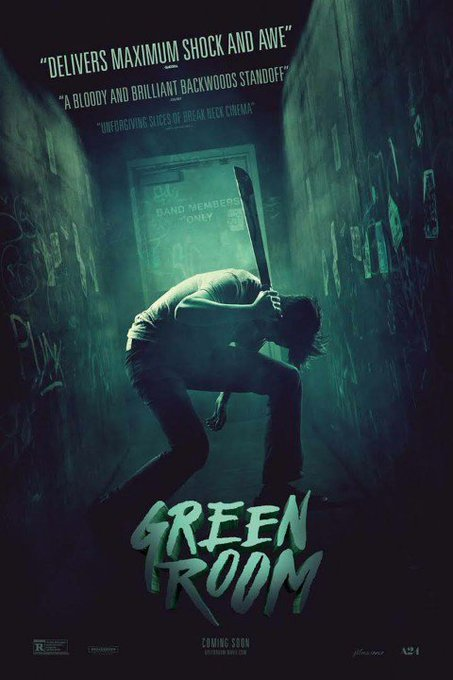 Happy 77th birthday Patrick Stewart ( Have y\all seen GREEN ROOM yet?